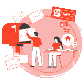 Direct Mail Service