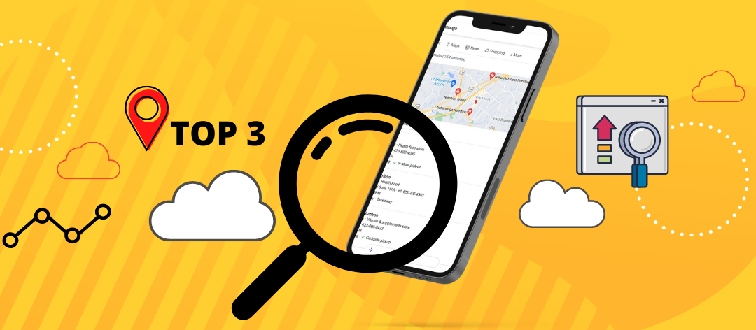 Win the Map Pack! 5 Tips to Break into Google Listings Map Pack